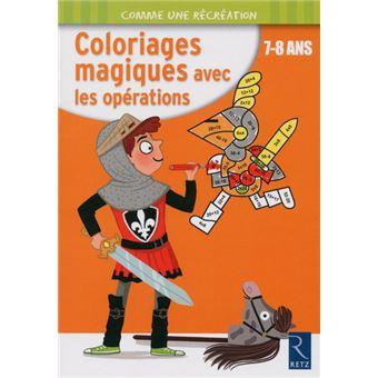 Coloriage magique CE1 et CE2