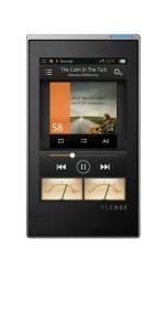 CWON Lecteur MP3 Cowon Plenue 1 Argent 128 Go Nouveau