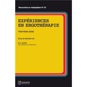 Experiences en ergotherapie 30e serie