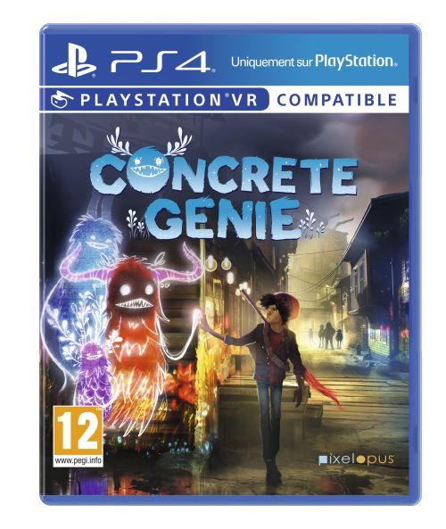 Concrete Genie Playstation 4