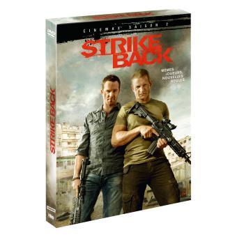 Strike BackStrike Back : Projet Dawn Coffret intégral de la Saison 2 - DVD