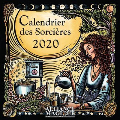 Calendrier des sorcières 2020