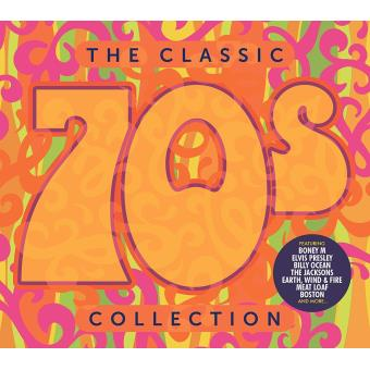 CLASSIC 70S COLLECTION/3CD