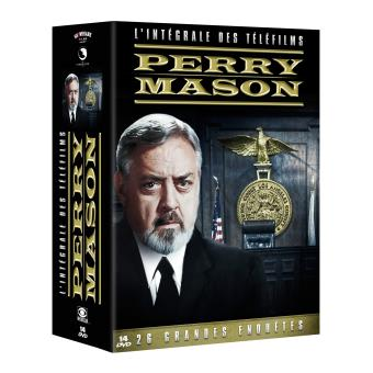 Perry MasonCoffret Perry Mason Volumes 1 à 4 DVD