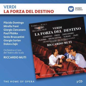 VERDI: LA FORZA DEL DESTINO/3CD