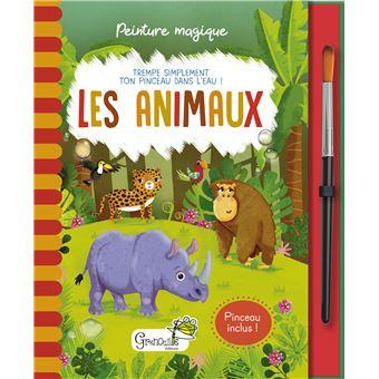 Coloriage Magique Animaux Zoo.Les Animaux Broche Collectif Achat Livre Fnac
