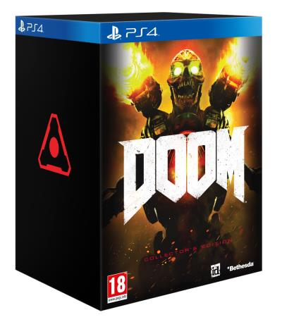 Doom Edition Collector PS4