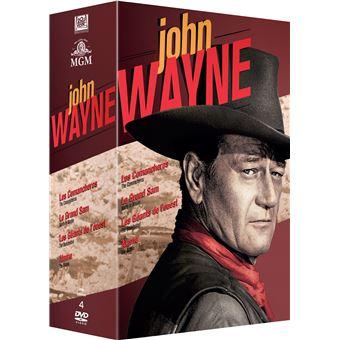 John wayne/coffret