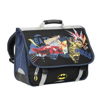 cartable viquel batman 41 cm cartable sac dos primaire achat prix fnac. Black Bedroom Furniture Sets. Home Design Ideas