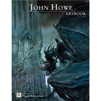 John Howe John-Howe-Artbook