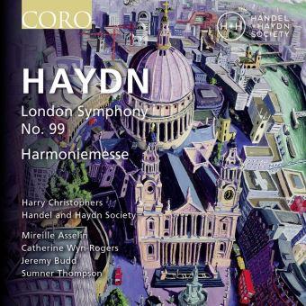 London Symphony 99 Harmoniemesse