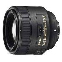 Nikon AF-S FX 85mm f/1.8 SLR Nikkor Series Reflex Lens