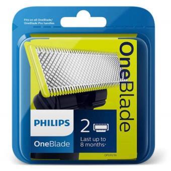 Philips Oneblade Lame de Remplacement 2X Qp22055