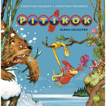 PitikokAlbum collector