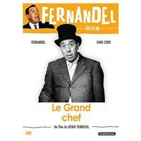 Le Grand chef DVD