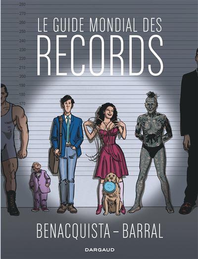 Le Guide mondial des records - Le Guide mondial des records