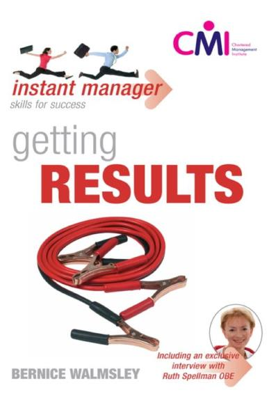 Instant manager: meeting customer needs
