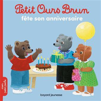 Petit Ours BrunPetit Ours Brun fête son anniversaire