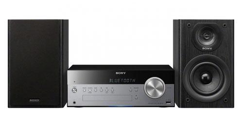 Système audio 50 W avec lecteur CD, radio FM / AM, Bluetooth, NFC et connexion USB
