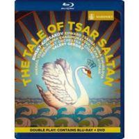 TALE OF TSAR SALTAN/BLURAY