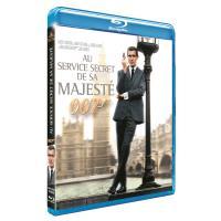 Au service secret de sa Majesté Blu-ray