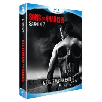 Sons of AnarchySaison 7 (VOST) - Coffret Blu-ray