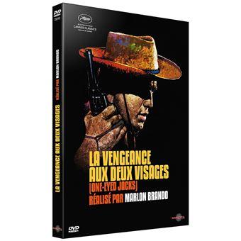 La Vengeance aux deux visages DVD