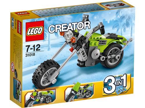 LEGO® Creator 31018 Le chopper