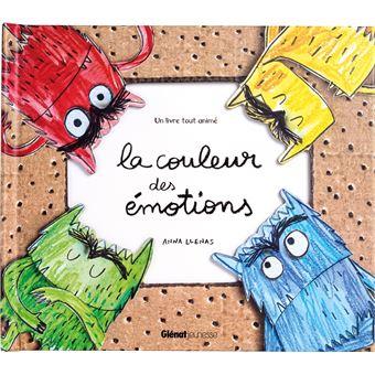 La couleur des émotionsLa couleur des émotions - Un livre tout animé