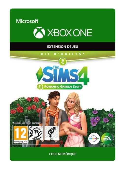 Code de téléchargement Les Sims 4 : Romantic Garden Stuff Xbox One