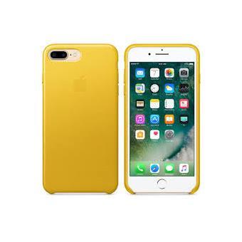 Apple iPhone 7+ Leather Case Sunflower