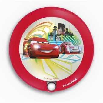 Disney Philips À Detecteur Mouvement Led De Rouge Veilleuse Cars PXZkTOiu