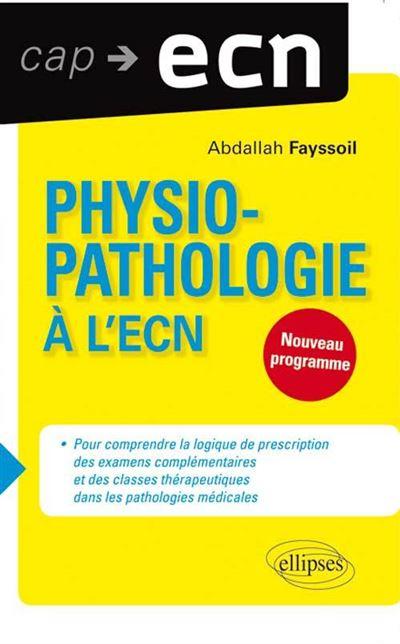 Physiopathologie à l'ECN