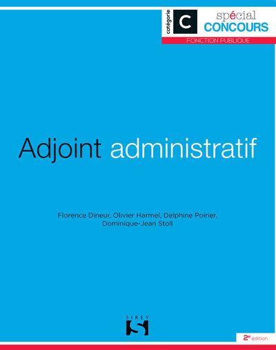 Adjoint administratif - Catégorie C