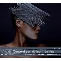 """Concerti per violino II """"Di sfida"""""""