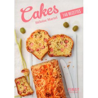 Petit Livre de - Cakes - 140 recettes