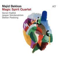 Magic Spirit Quartet - CD