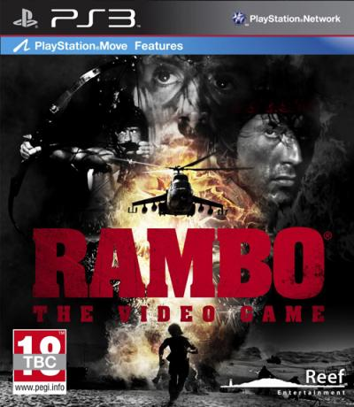 Rambo PS3 - PlayStation 3