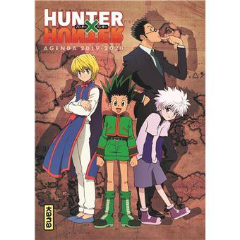 Hunter X HunterAgenda 2019-2020