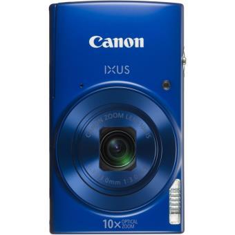 Canon IXUS 190 - Appareil photo numérique - compact - 20.0 MP - 720 p / 25 pi/s - 10x zoom optique - Wi-Fi, NFC - bleu