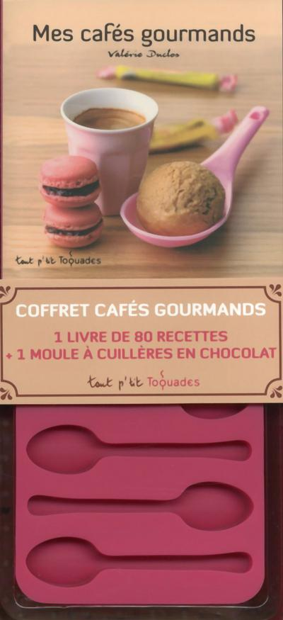 Coffret p'tits toquades - mes cafés gourmands