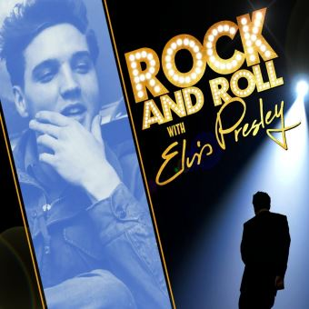 Rock and roll with elvis presley