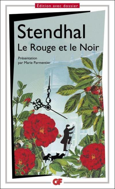 Le Rouge et le Noir - 9782081297418 - 4,49 €