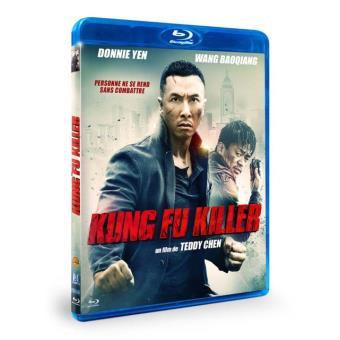 Kung Fu killer 2016 Blu-ray