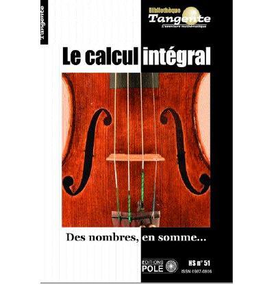 Le calcul integral