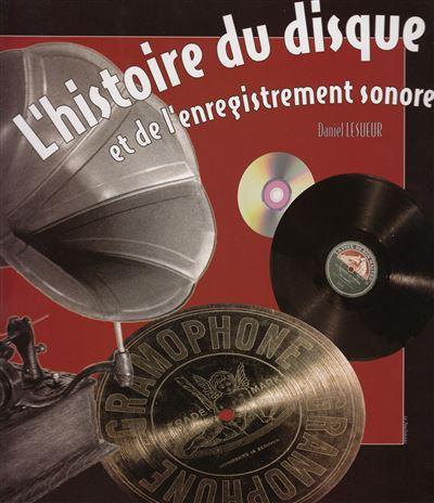 Histoire du disque