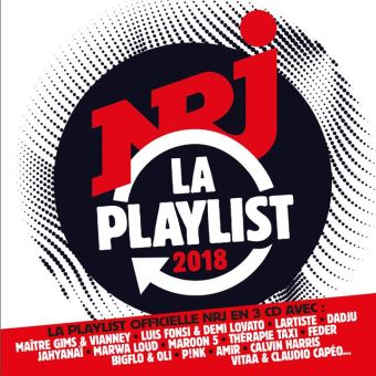 PLAYLIST NRJ 2018/3CD