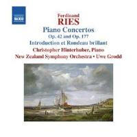 Piano Concertos Op. 42 and Op. 177