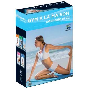 Gym à la maison Pour elle et lui DVD