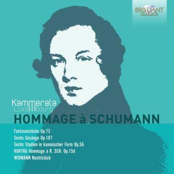 Hommage à Schumann Musique De Chambre